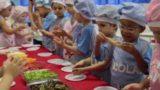 Aula de Nutrição em Tupã – Reportagem NT