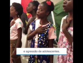 Fast – Projeto Garotas Brilhantes em Angola