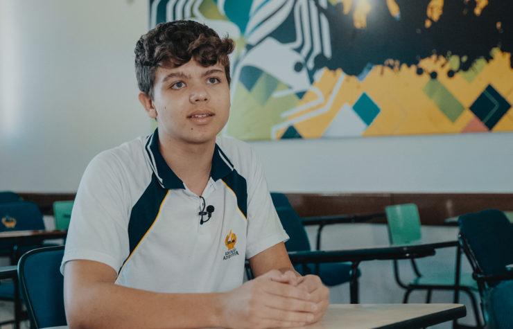 Estudante será líder do Brasil na Conferência Mundial de Jovens