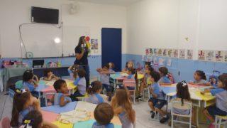 Na Mídia | TV Integração (Globo): Em Uberaba, alunos produzem repelente natural contra a Dengue
