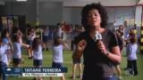 Na Mídia | TV Integração: Alunos recebem orientações de hábitos saudáveis