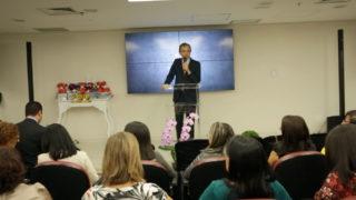 Treinamento de Secretaria de Igrejas