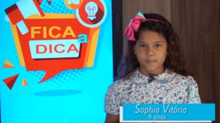 Adoração Infantil | Vídeo #6 – FICA A DICA