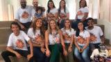 Voluntários da Missão Ame África