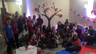 Tv Novo Tempo | Crianças da ADRA ganham brinquedoteca