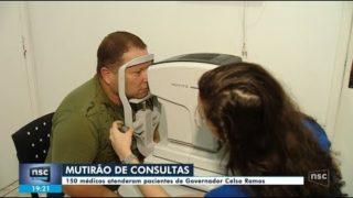 NSC Notícias – Mutirão de Atendimento de Médicos Adventistas – 01/06/19