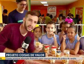 InterTV Cabugi – Reportagem sobre o projeto Coisas de Valor da Escola Adventista de Natal