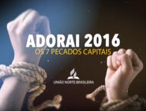 Playlist: SEMANA ADORAI 2016 – Pr. Ronaldo de Oliveira