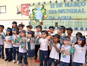 Dia da Água – Colégio Adventista de Porto Feliz