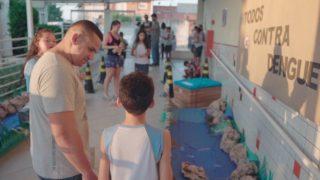 Ação contra a Dengue – Colégio Adventista de Porto Feliz