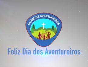 Recado – Dia dos Aventureiros