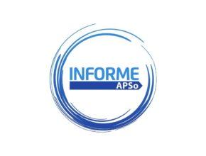 Informe APSo – 14º edição   2019