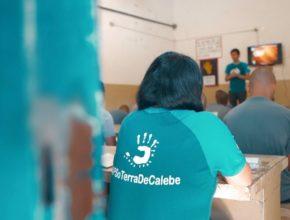 Reportagem dos calebes na Fundação Casa de Iaras