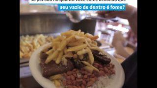 Obesidade no Brasil também é culpa da ansiedade