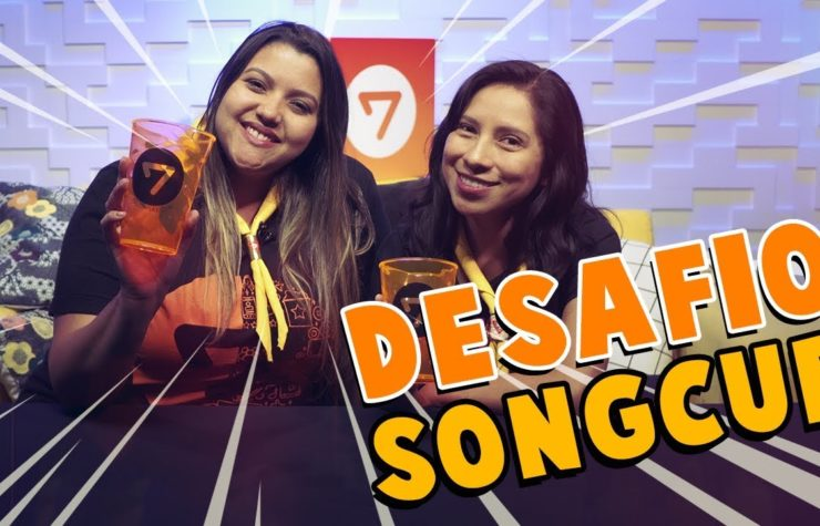 DESAFIO SONGCUP 😎🎶 FELIZ7PLAY & DESBRAVADORES