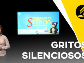 Gritos Silenciosos   Quebrando Silêncio Libras