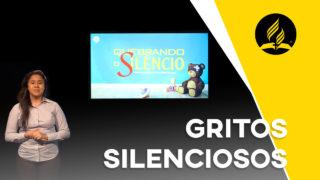 Gritos Silenciosos | Quebrando Silêncio Libras