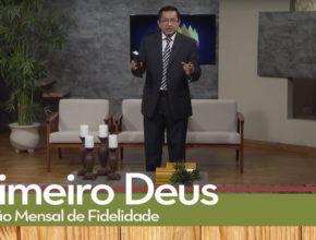 Playlist: Sermão Mensal de Fidelidade