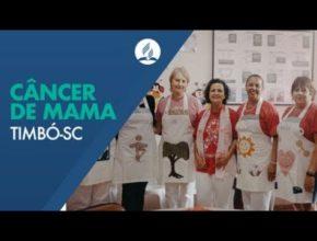 Câncer de mama em Timbó-SC