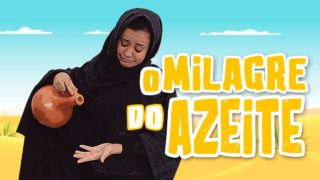 O milagre do azeite | Adore Kids