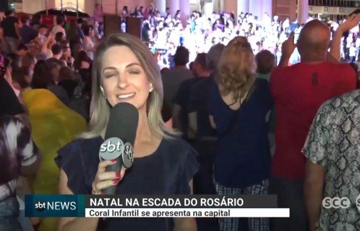 SBT News – Cantata de Natal do CAF-C