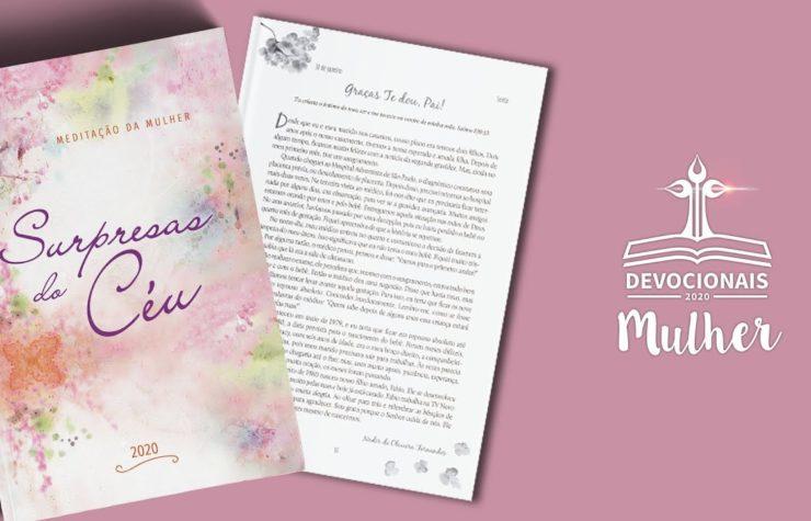 Meditação da Mulher 2020 – Conheça algumas das autoras
