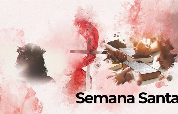 SEMANA SANTA 2020 | Amor escrito com Sangue !
