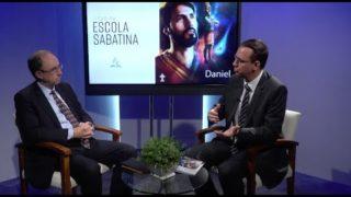 Conheça mais sobre o livro profético de Daniel | Entrevista com teólogo Elias Brasil