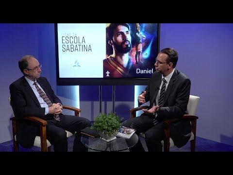 Conheça mais sobre o livro profético de Daniel   Entrevista com teólogo Elias Brasil