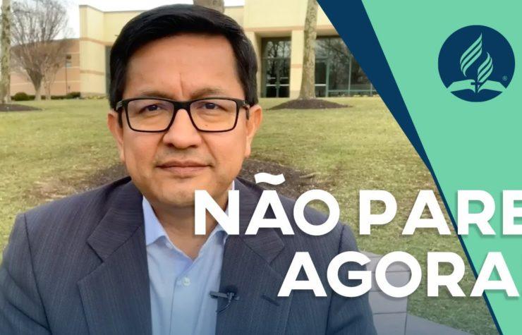 Orientações sobre a Jornada Primeiro Deus 2020 📖 com Pr. Adolfo Suarez