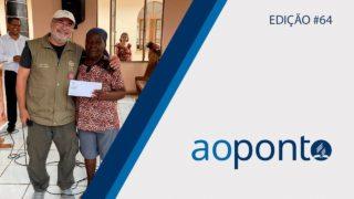 Ajuda preciosa no RJ | Ao Ponto