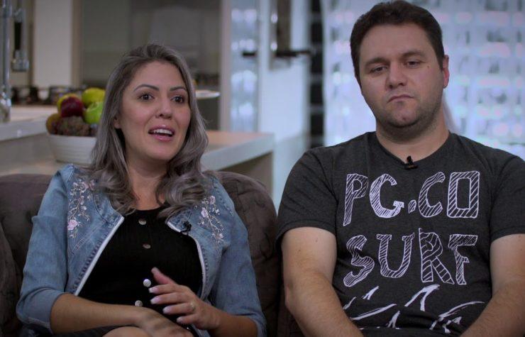 Casal faz pacto para conseguir engravidar e Deus responde