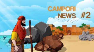 #2 Campori News – Sexta