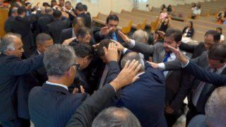 Reportagem – Ordenação de Pastores 2020