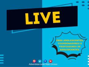 Live | Geração Missionária Teen