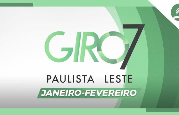 GIRO PAULISTA LESTE | Janeiro – Fevereiro