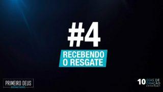#4 Recebendo o Resgate
