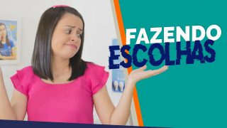 FAZENDO ESCOLHAS| 30 MAIO| Adoração Infantil 2020 com a Tia Cris 👩🏻 |Tema 22