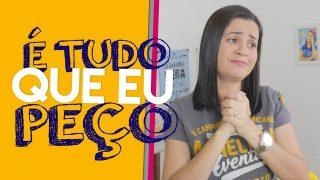 É TUDO O QUE EU PEÇO | 30 MAIO | Lição 09 Escola Sabatina – Juvenis II  2020 com Cris Araújo