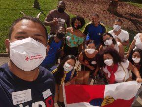 Jovens se mobilizam para doar sangue em Petrópolis-RJ