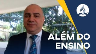 Além do ensino | Pastor Edgard Luz