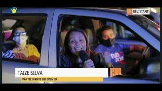 Revista Novo Tempo | Celebração reuniu mais de 600 carros em Goiânia