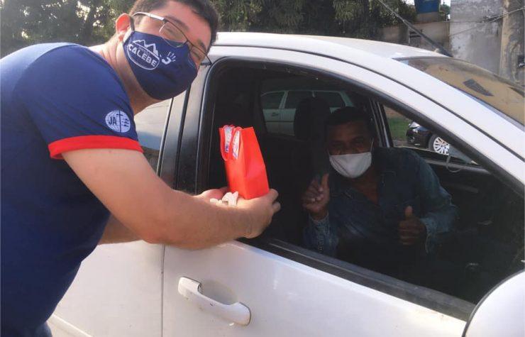 NA MÍDIA | Ação de Dia dos Pais em Baixo Guandu ganha destaque na TV Novo Tempo