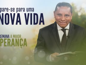 Um convite especial para você! | A Maior Esperança 2020