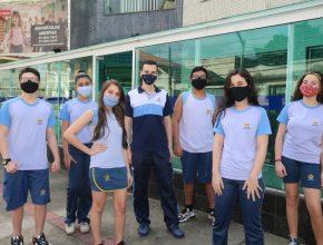 NA MÍDIA | Alunos da Escola Adventista da Serra viram notícia na TV Novo Tempo