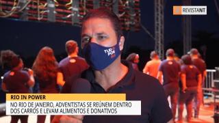 Revista Novo Tempo | Culto Jovem Drive-in – Rio in Power 2020