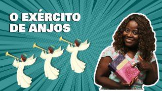 A história do profeta Eliseu e o exército de anjos | Contando a Bíblia Kids