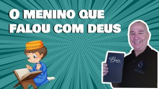 A história do menino Samuel | Contando a Bíblia Kids