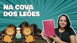 Daniel na cova dos leões | Contando a Bíblia Kids