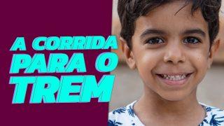 INFORMATIVO MUNDIAL DAS MISSÕES INFANTIL | A CORRIDA PARA O TREM